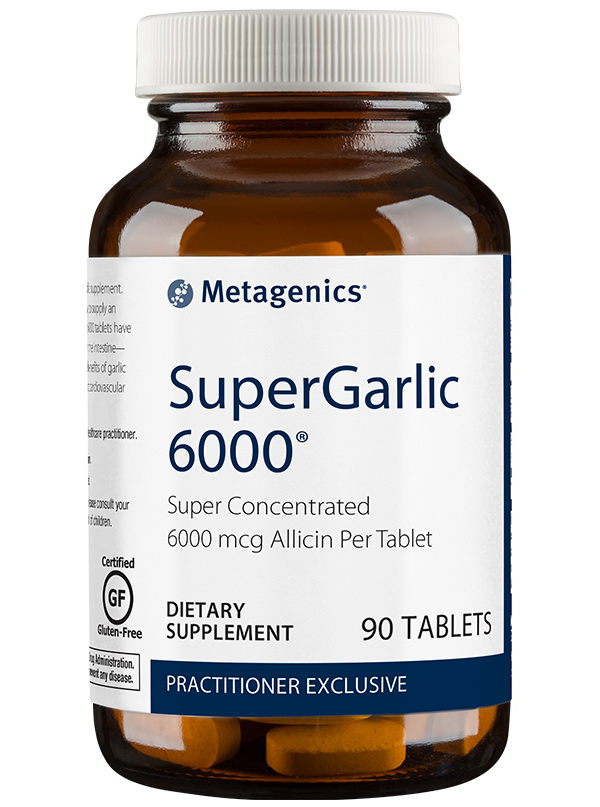 Супер Чеснок 6000® (Super Garlic 6000®)